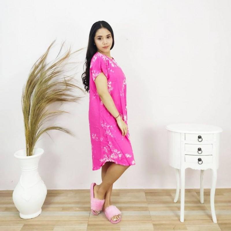 Daster Tie Dye Bali Motif Tie Dye