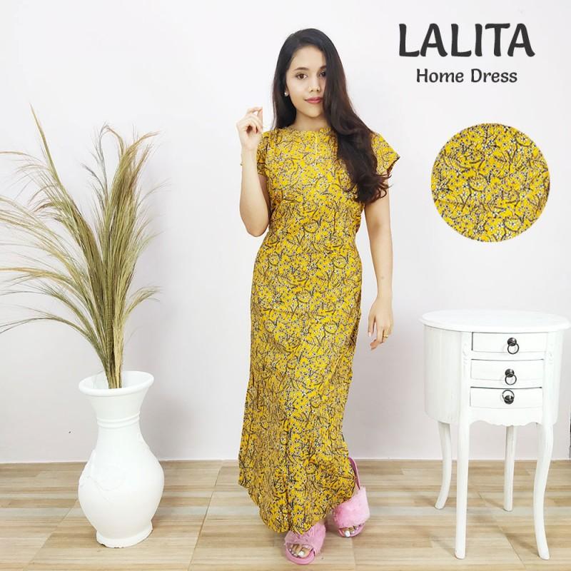 Daster Panjang Modern Model Lalita