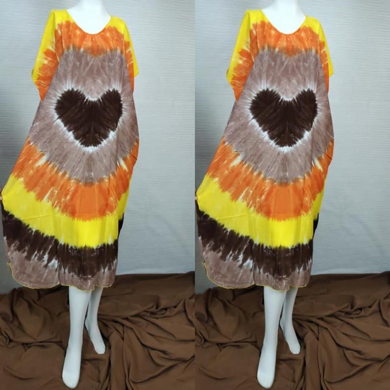 Daster Pelangi Bali Model Payung