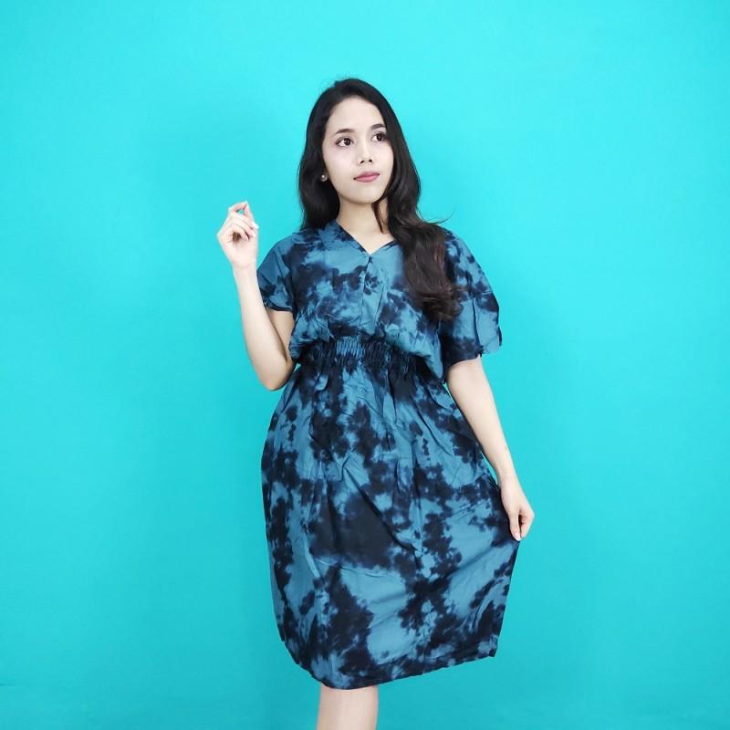 Daster Tie Dye Bali Model Qloora