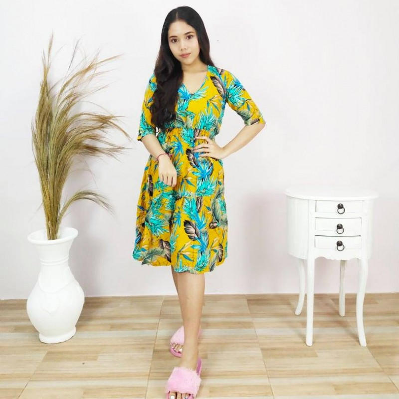 Daster Wanita Pendek Model Nikita