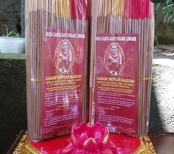 Dupa Ratu Niang Lingsir - 100% Herbal Menyan Majegau Gaharu
