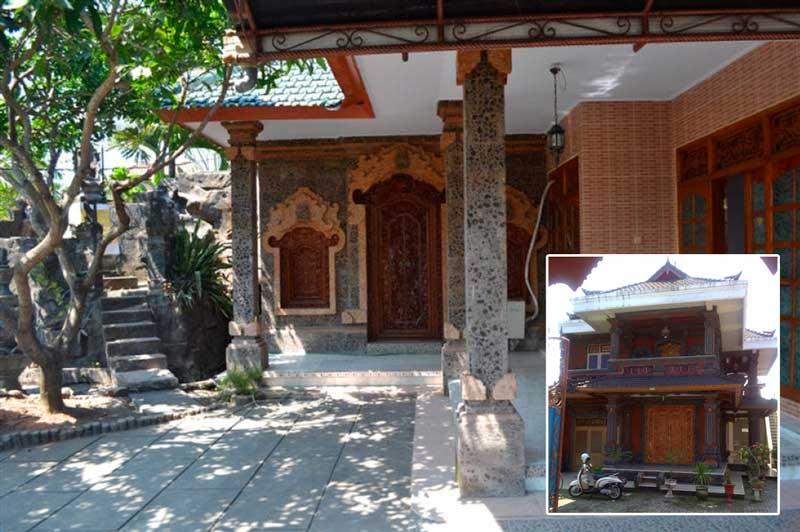 Desain Rumah Bali Minimalis Sederhana