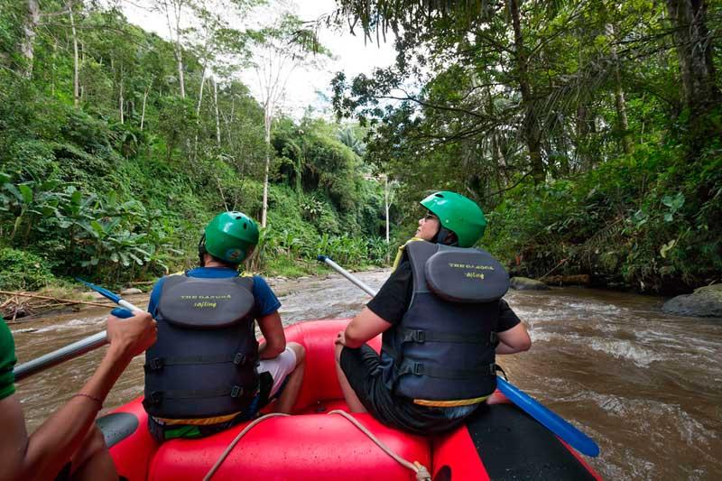 Rafting Ubud
