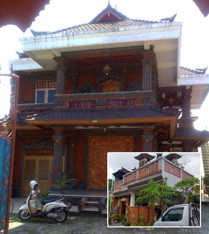 Rumah Minimalis Bali Sederhana